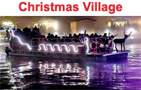 Christmas Village in Darsena