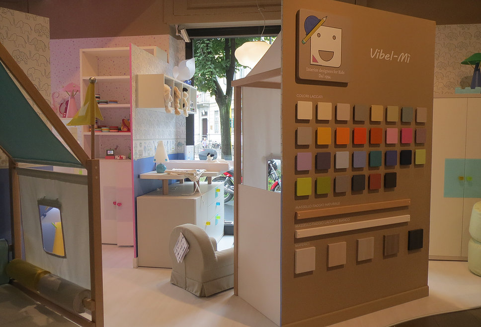 Vibel-Mì - Camerette per bambini a Milano