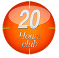 20 hours Club Cassiodoro