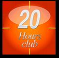 20 hours Club Cassiodoro