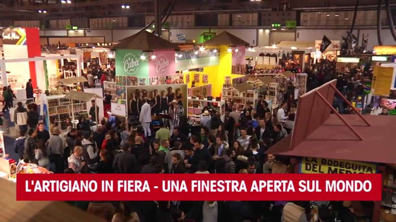 Fiera dell'artigianato dal 8 al 10 dicembre a Milano