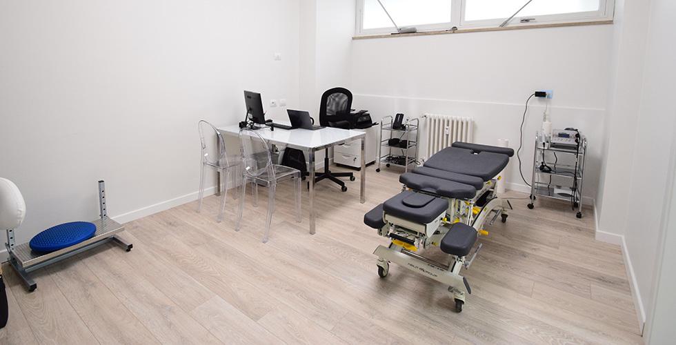 centro salute Milano vito curri