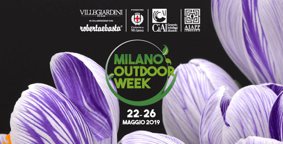 Milano outdoor week 2019