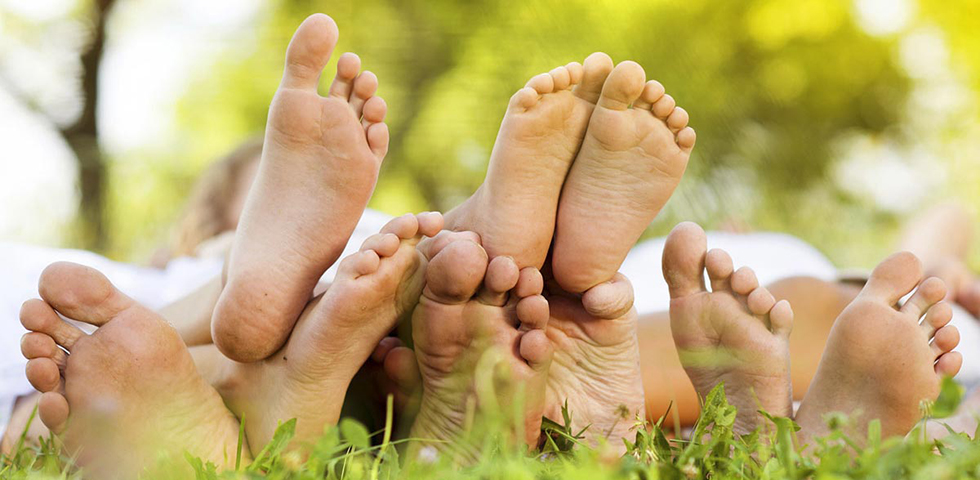 come curare il dolore ai piedi - i consigli di Orthesys