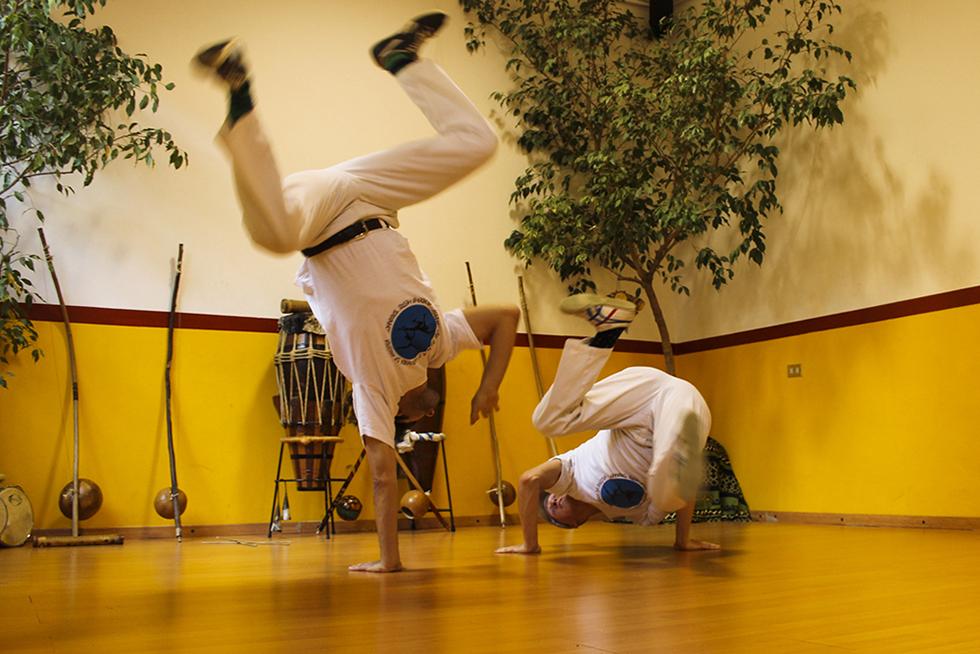 Corsi di capoeira a Milano