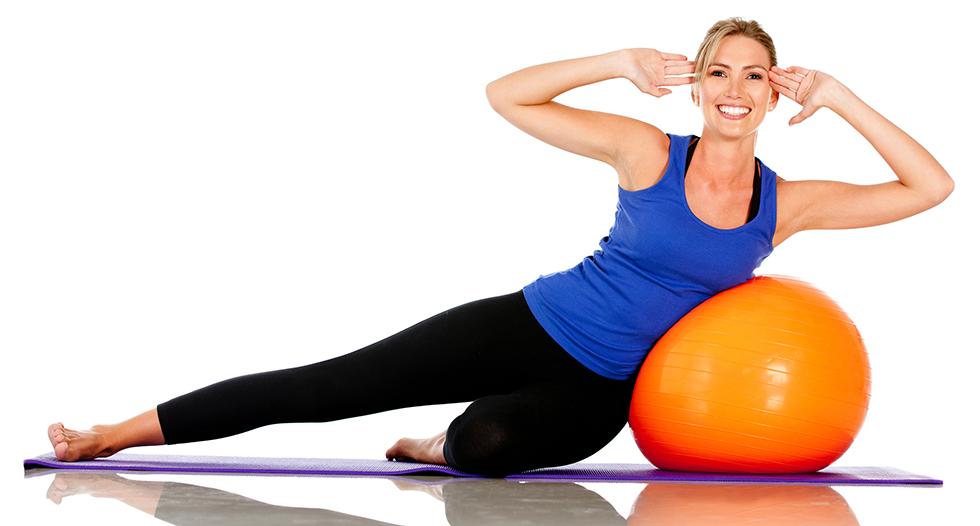 centro enforme - promozione pilates - buon umore