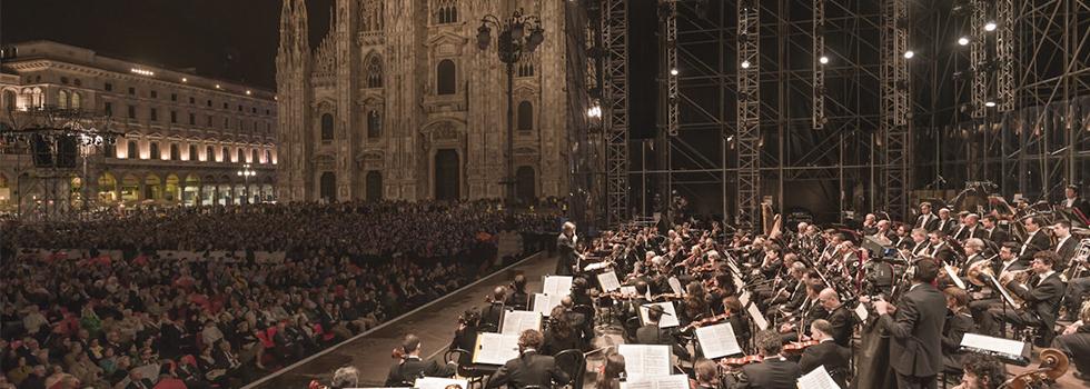 filarmonica della scala concerto gratuito