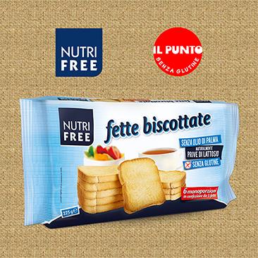 Promozione fette biscottate senza glutine