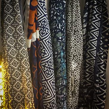 sconti sciarpe da Kizette Milano