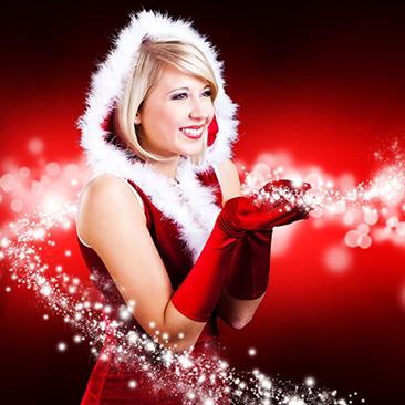 Natale: proposta di Linea e Immagine per promozioni di Natale