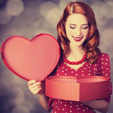 promozione febbraio per San Valentino - acconciature/piega da Katia Nolli