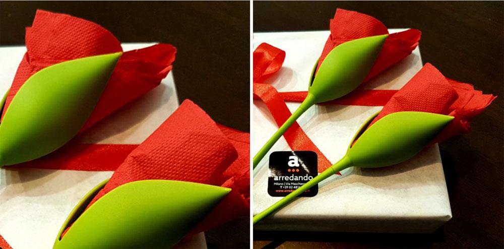 Idea regalo San Valentino Arredando