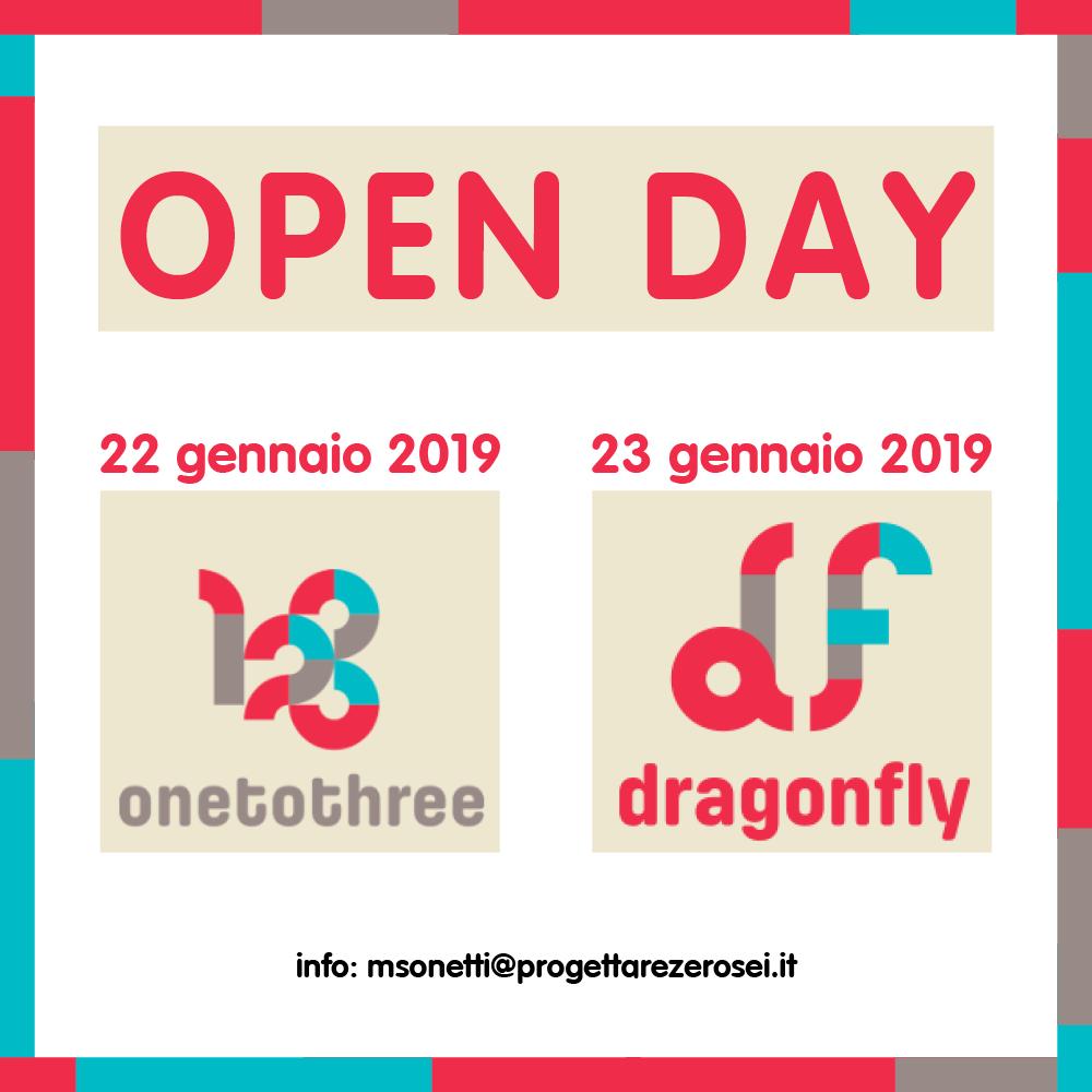 Open day nido scuola infanzia Milano
