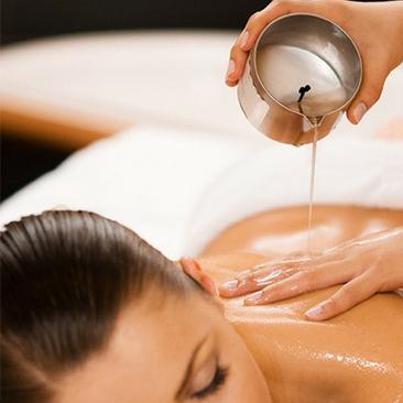 Il Giglio - promozione massaggio con candela
