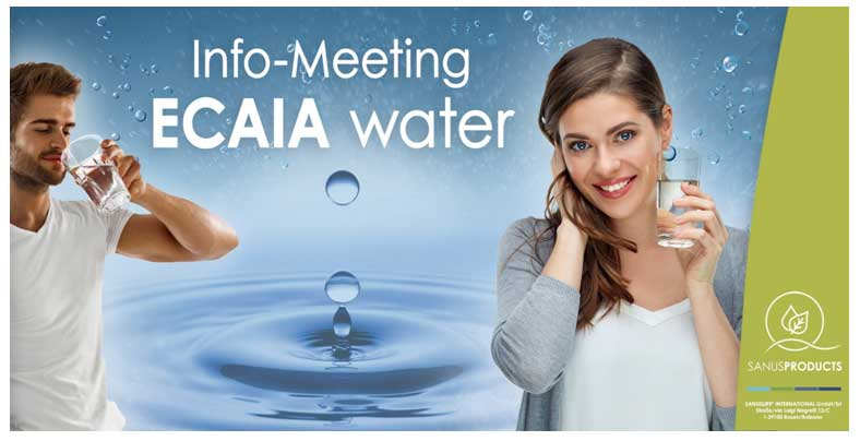 Info meeting ECAIA water