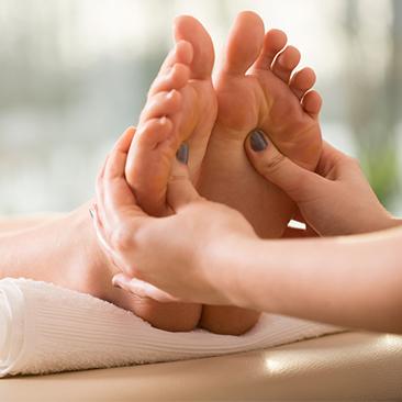 Massaggio cielo e terra - daniel garcia