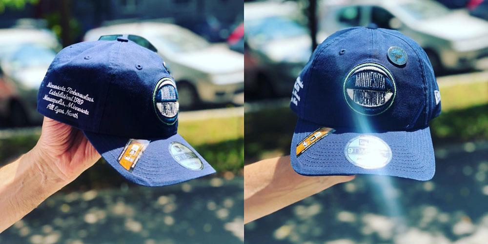 Rucker Park NBA cappellino ufficiale 2019