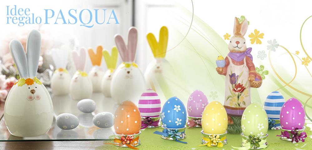Idee regalo per la Pasqua