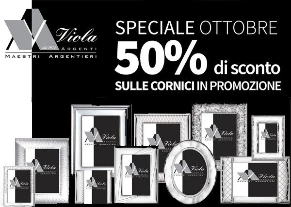 Cornici in offerta al 50% a Milano
