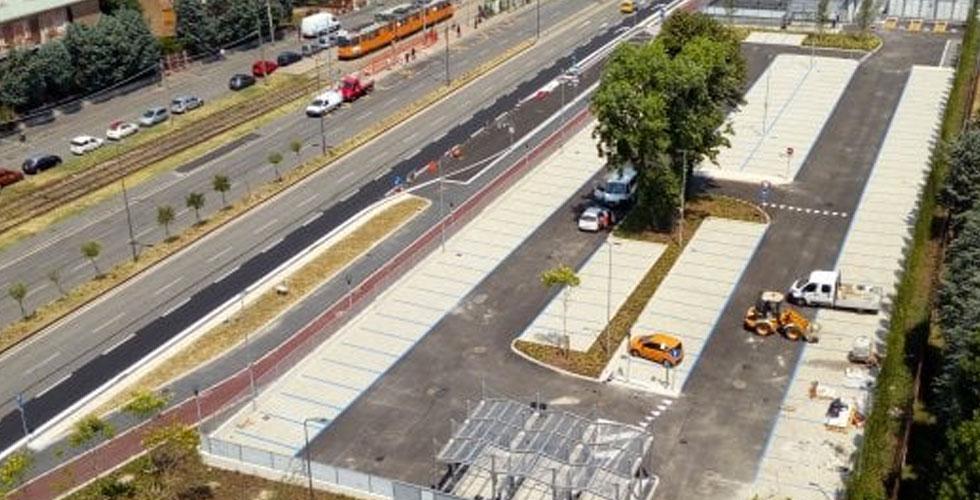 nuovo parcheggio abbiategrasso metro