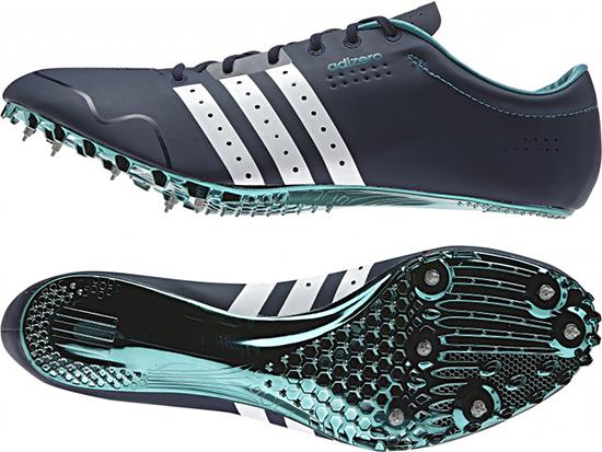 scarpe chiodate atletica adidas