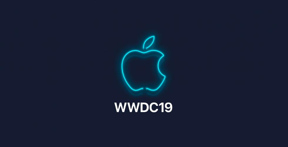 apple logo wwdc 2019
