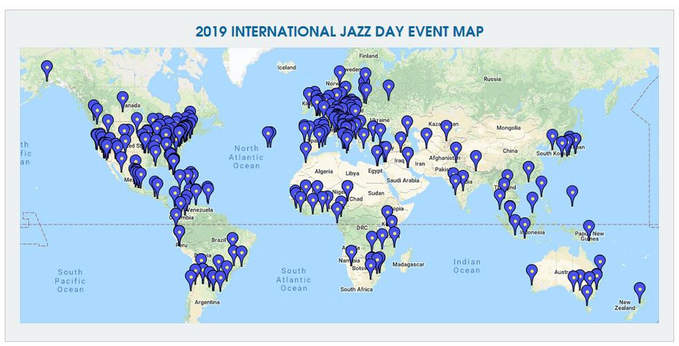 Eventi Jazz 2019