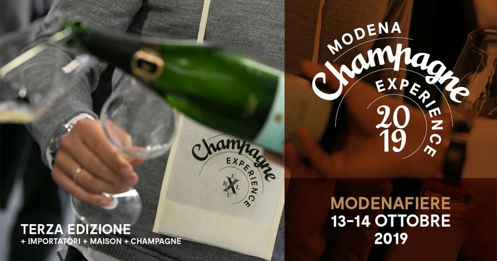 Champagne experience Modena