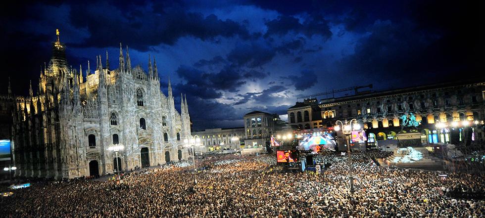 Calendario Forum Assago.Concerti Milano 2018 Calendario Date Ed Eventi