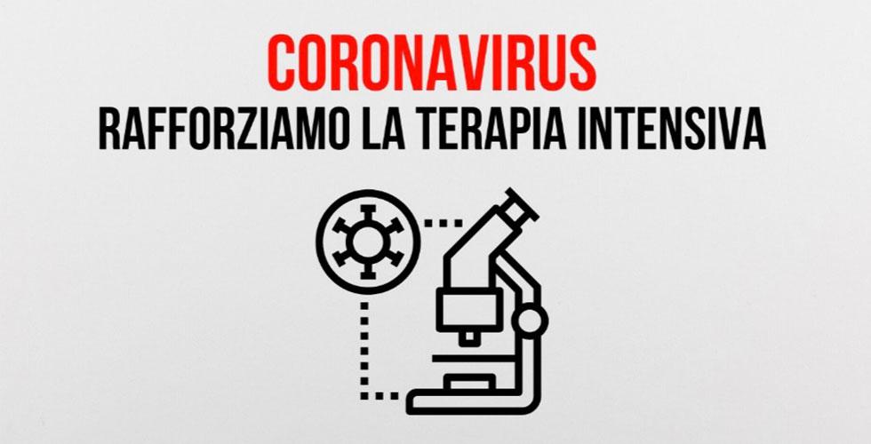raccolta fondi coronavirus
