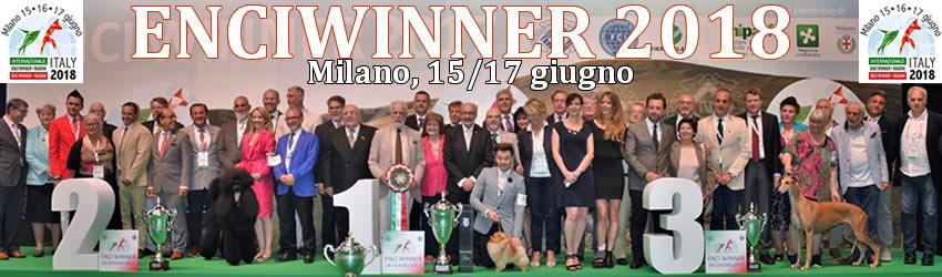 ENCI Winner Milano 2018