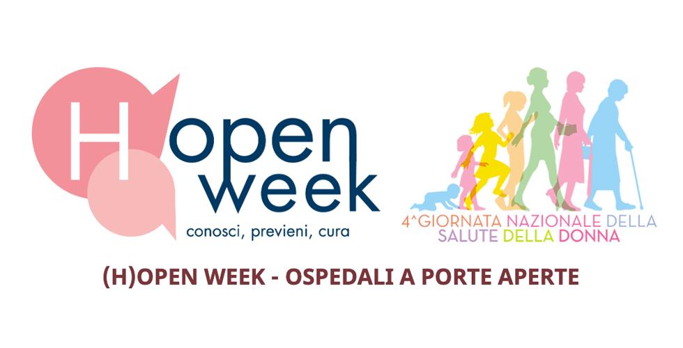 h open week 2019
