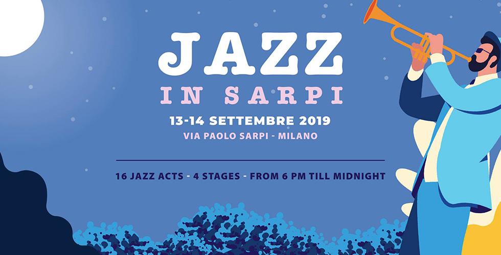 jazz in sarpi locandina