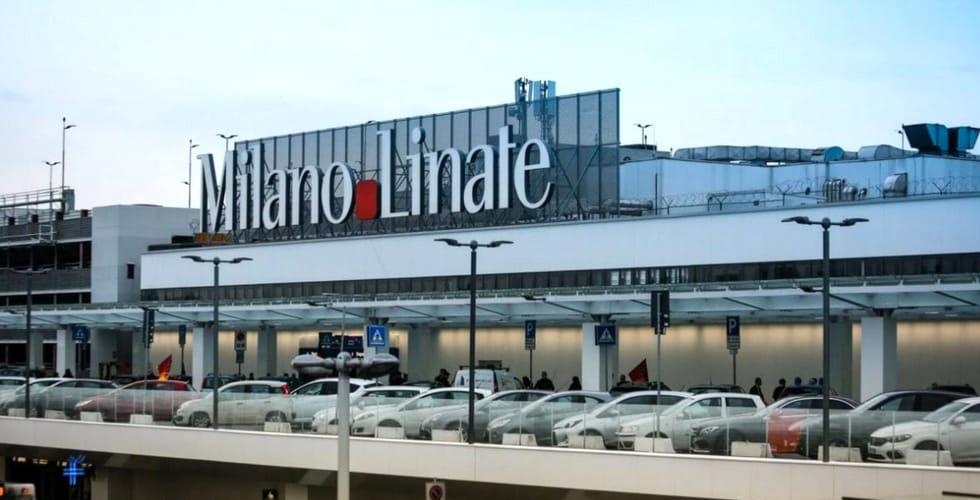 aeroporto linate facciata