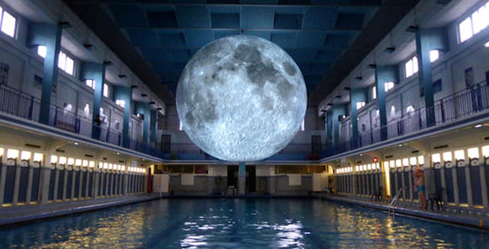 luna piscina cozzi museum of the moon