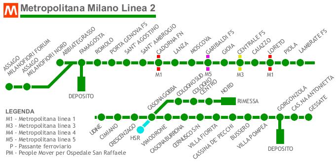 Orari Metro Villa Pompea Abbiategrasso