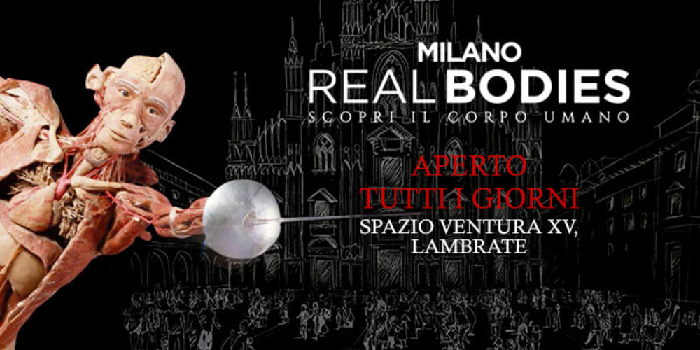 real bodies milano 2018