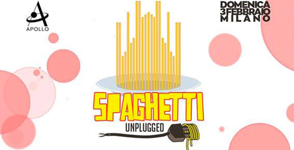 spaghetti unplugged milano