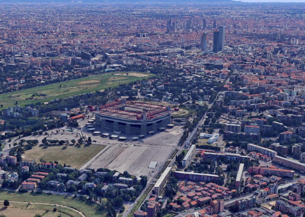 Quartiere San Siro Milano
