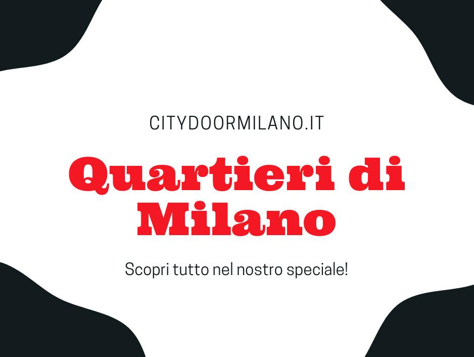 Quartieri di Milano