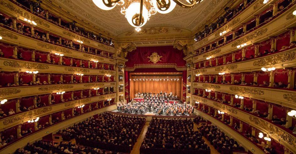 Teatro alla scala di Milano - stagione 2018-2019